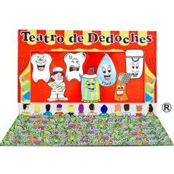 Teatro de Dedoches - Saúde Dental