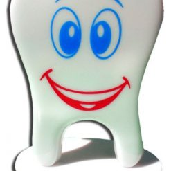 Porta Cartão em Forma de Dente Sorrindo