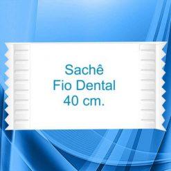 0c9619d8b Sachê Fio Dental 40cm - R 0