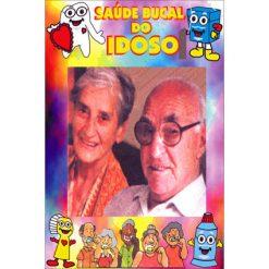 Mini Revista Saúde Bucal do Idoso - Pacote c/ 14 unidades
